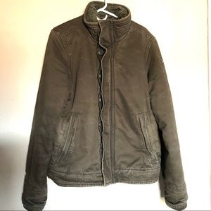 Abercrombie and Fitch Men's Adirondack Jacket L